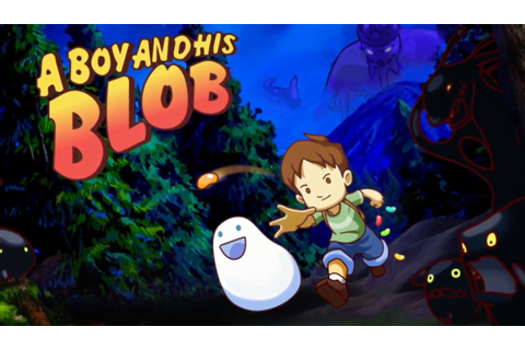 A Boy and His Blob - Games.cz