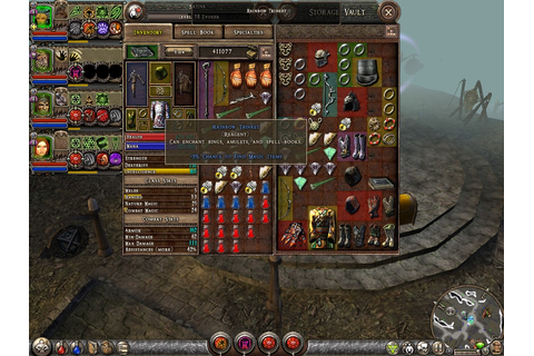 The Best Games Ever: Dungeon Siege 2 - Reagents