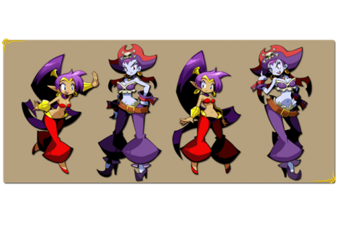 'Shantae: Half-Genie Hero' Will Get Physical Release ...