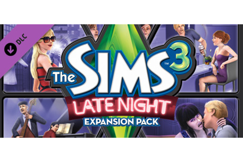 Save 75% on The Sims™ 3 Late Night on Steam