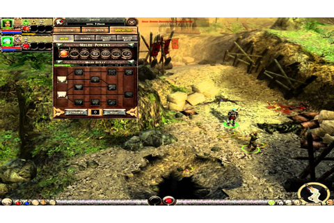 Dungeon Siege 2 Gameplay HD - YouTube