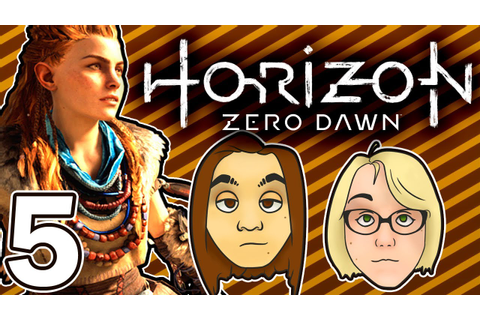 You Chuff | Horizon Zero Dawn (Part 5) | Game Room - YouTube