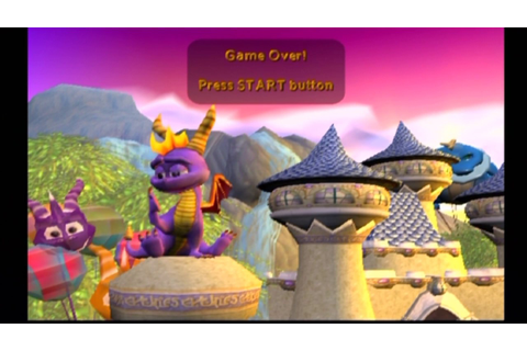 Spyro : Enter the Dragonfly - Level Transitions + Game ...