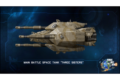 Humans Must Answer: Space Tanks news - Indie DB