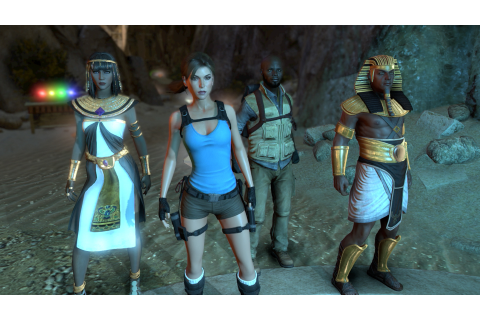 Lara Croft and the Temple of Osiris review: raiding with ...