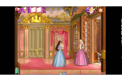 [Gaming] The Princess and the Pauper Barbie PC Game (Part ...