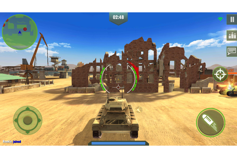 War Machines: Free Multiplayer Tank Shooting Games – Games ...