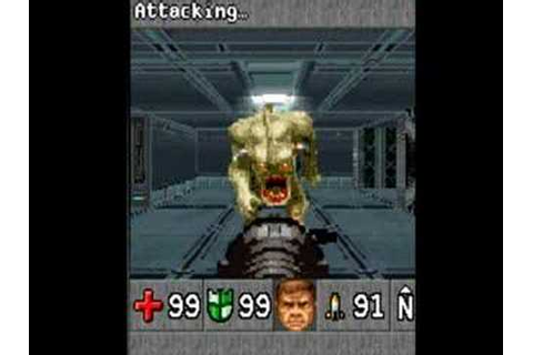 EA Handy Game: Doom RPG - YouTube