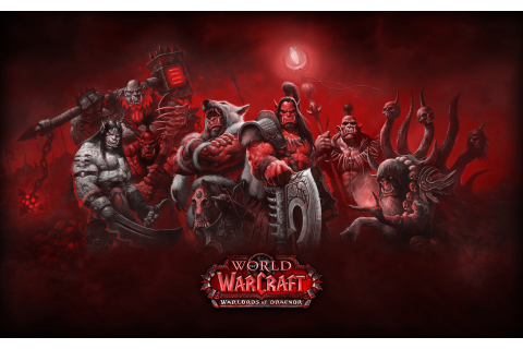 Warlords Of Draenor Computer Wallpapers, Desktop ...