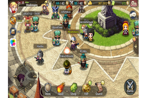 Zenonia S: Rifts In Time Review (iOS) | Touch Tap Play