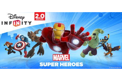 Disney Infinity: Marvel Super Heroes System Requirements ...