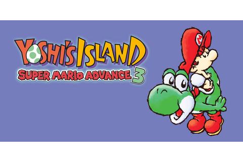 Yoshi's Island: Super Mario Advance 3 | Game Boy Advance ...