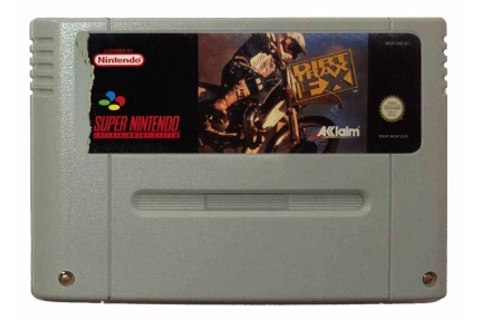 Buy Dirt Trax FX SNES Australia