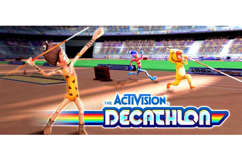 The Activision Decathlon » Android Games 365 - Free ...