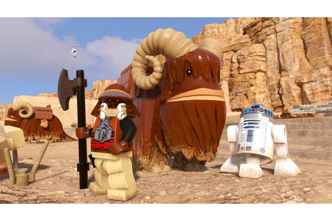 LEGO Star Wars: The Skywalker Saga Preview – Breathing New ...