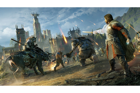 Middle-earth: Shadow of War Invades the PC, with Support ...