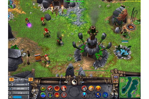 Battle Realms Winter Of The Wolf PC Game ~ DOWNLOAD ...