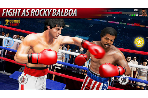 'Real Boxing 2' Gets 'Rocky' Branding and Characters ...