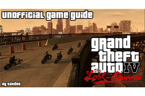 Grand Theft Auto IV: The Lost and Damned Game Guide ...
