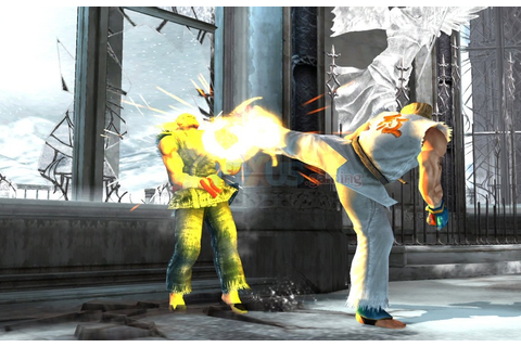 Free Download Tekken 4 Full Version PC Game ~ Blog Burek