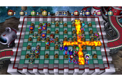 Bomberman Live: Battlefest Xbox Live Trailer - Debut ...