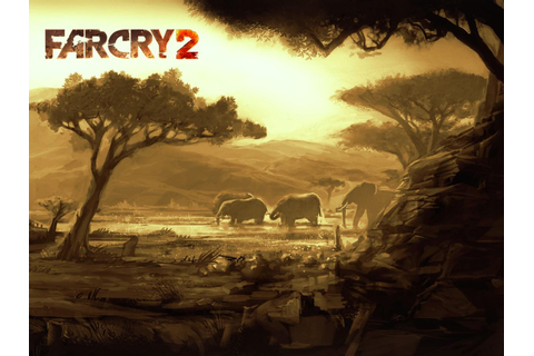 Video Games: Far Cry 2