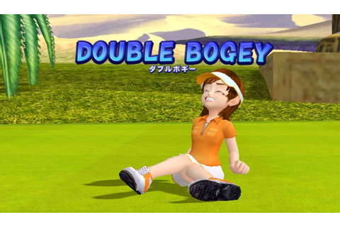 We Love Golf!Screenshots (Wii)