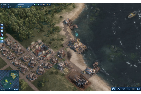 MiikaHweb - Game : Anno 2070