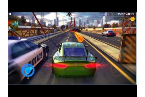Redline Rush Police Chase Racing / Speed Highway Racing ...