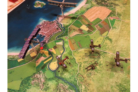 Napoleonic Wargaming Society: WINGS OF GLORY WW1 AT THE NWS