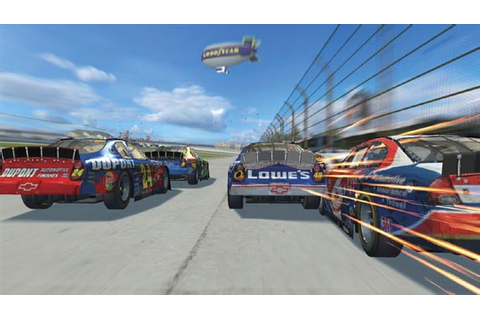 EA Sports NASCAR Racing (Standard) - PrimeTime Amusements