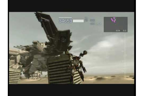 Armored core 4 Answer Gameplay - YouTube