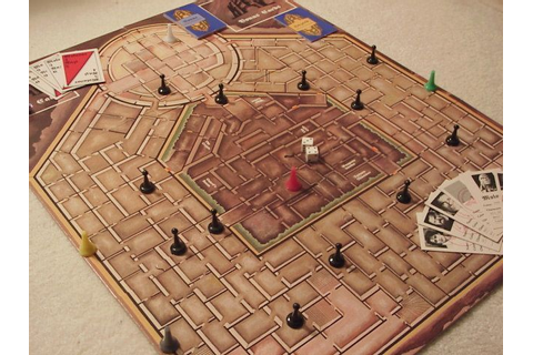 Board Games: The Keep (Mayfair Games, 1983) | 2 Warps to ...