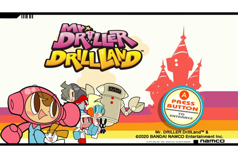 Dissecting the Sublime Mr. Driller Drill Land | Jeremy ...