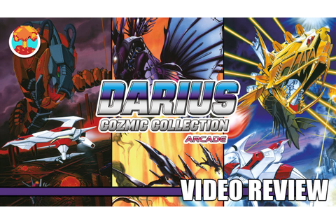 Review: Darius Cozmic Collection Arcade (PlayStation 4 ...