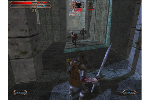 Blade of Darkness Game - Free Download Full Version For PC