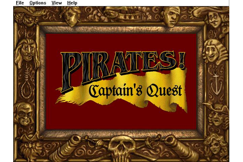 Pirates: Captain's Quest Download (1997 Educational Game)