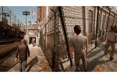 Xbox Prison escape 'A Way Out' lets you play with a friend ...