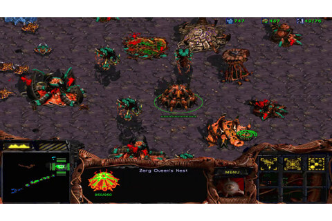 Let's Play Starcraft Insurrection Remastered Campaign Part ...