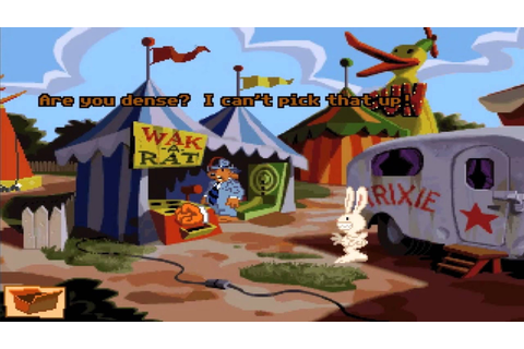 Sam & Max Hit the Road - Full Version Game Download ...
