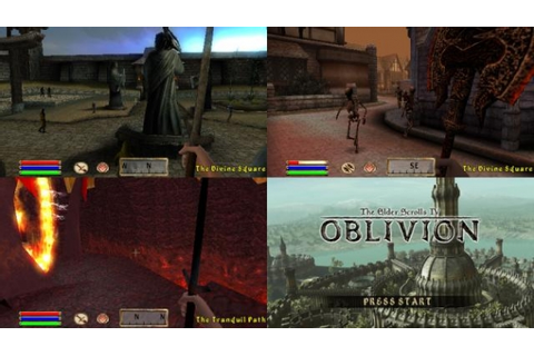 Gameplay & Images for Cancelled Elder Scrolls Travels ...