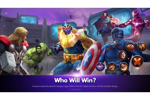 MARVEL Future Fight APK 5.2.0 - Free Role Playing Game apk ...