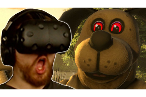 DUCK SEASON - Duck Hunt VR Horror Game - YouTube