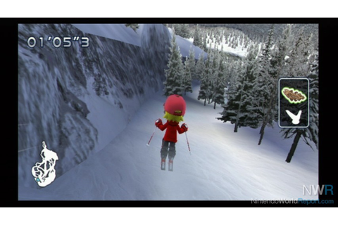 We Ski & Snowboard - Game - Nintendo World Report