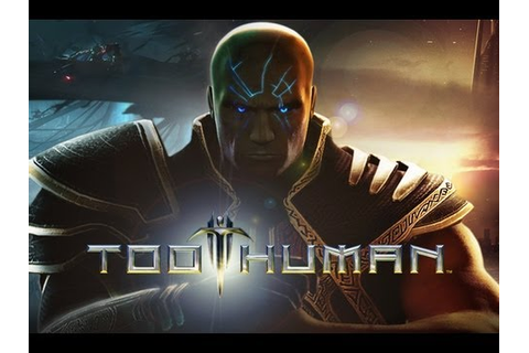 CGRundertow TOO HUMAN for Xbox 360 Video Game Review - YouTube