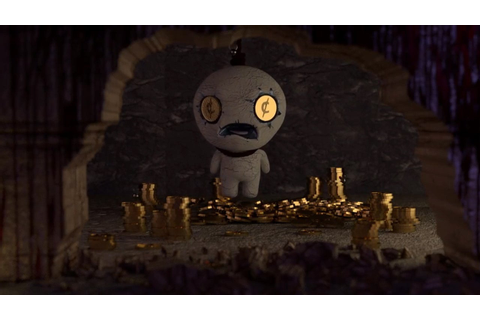 The Binding of Isaac: Rebirth - Release Date Teaser - IGN ...