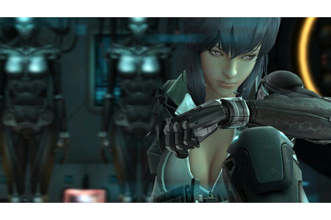 Is that new Ghost in the Shell game any good? | Video ...