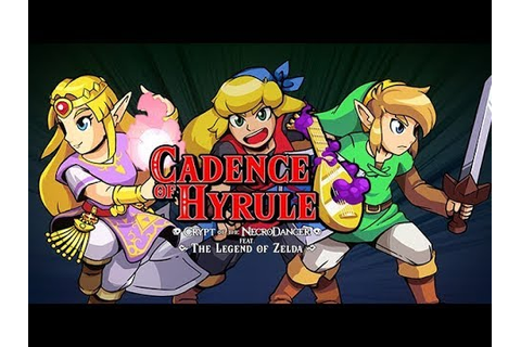 Cadence of Hyrule Reaction Compilation - YouTube