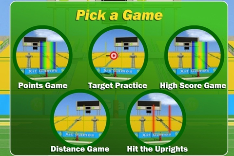 3d Field Goal Game Game - Rugby & Football (American ...