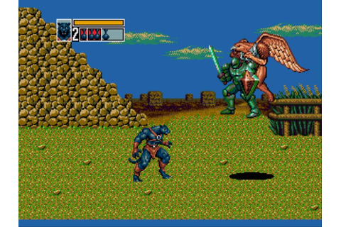 Golden Axe III (Japan) ROM